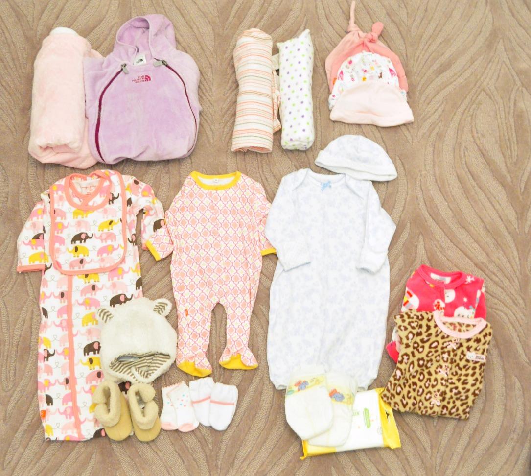 a38adc6c4c7bc La liste de vêtements pour bébé à prévoir